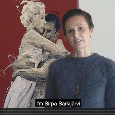 March 5, 2021: Sirpa Särkijärvi interview
