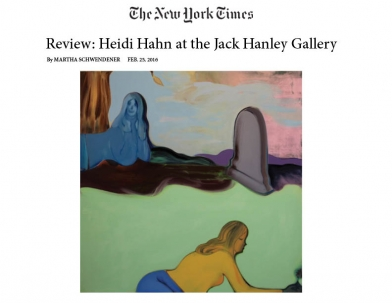 Martha Schwendener for New York Times