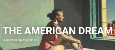 """John Moore & Stone Roberts in """"The American Dream"""" at Drents Museum in The Netherlands"""