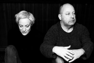 Tim Etchells and Meg Stuart perform in Brussels, November 30 - December 2