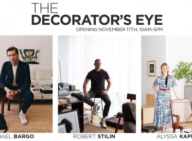 """""""THE DECORATOR'S EYE"""" EXHIBITION AT MAGEN H GALLERY"""