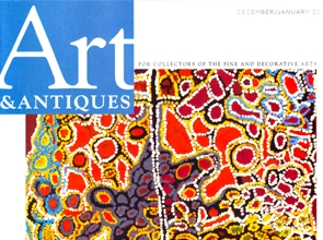 Art + Antiques Magazine