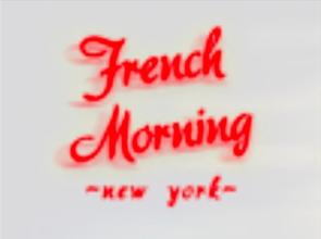 French Morning New York