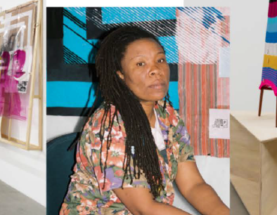 "Tomashi Jackson included in Artsy Vanguard's ""Artists to Know Right Now"""