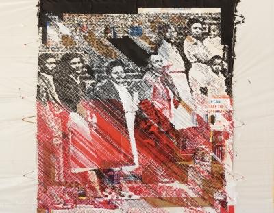Tomashi Jackson featured in Artforum's Oct/Nov 2020 Print Issue