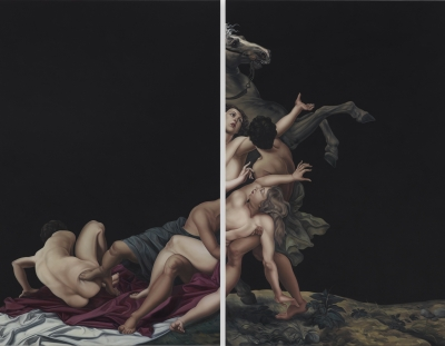 "Jesse Mockrin's ""Abduction"" Acquired by Dallas Art Museum"