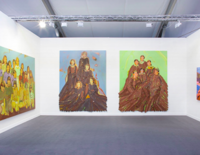 Night Gallery's Frieze LA Booth Selected as One of Artsy's Top 10