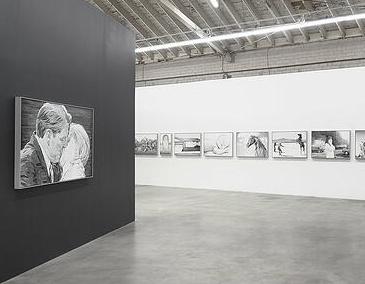 "Cynthia Daignault's ""Elegy"" Reviewed in KCRW's ""Art Insider"""