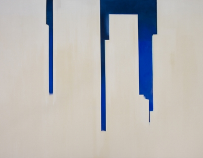"Wanda Koop's ""In Absentia (Deep Blue–White)"" Acquired by the Dallas Museum of Art"
