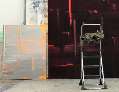 """Wanda Koop: Reflect,"" at Franklin Parrasch Gallery"
