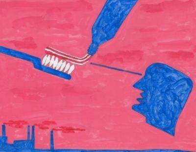 Derek Boshier at Sims Reed Gallery