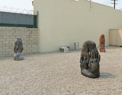 """Julia Haft-Candell's """"Interlocking"""" featured in KCRW's Art Insider"""