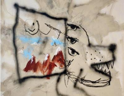 "Robert Nava, ""Mythologies"" at V1 Gallery"