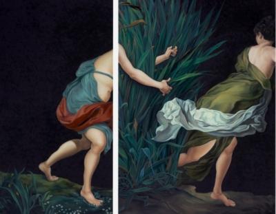 Jesse Mockrin Reviewed in Art in America