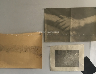 Cara Benedetto: Blood From Stone at Chapter New York