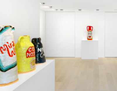 Grant Levy-Lucero at Gagosian Gallery Geneva