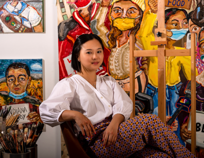 Susan Chen interviewed by Heidi Howard for Curator