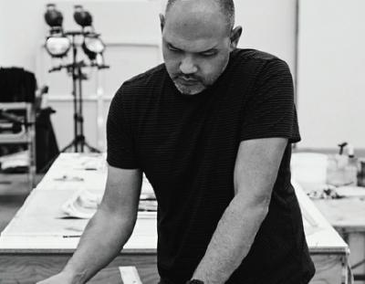 David Korty chosen as University of New Mexico's Frederick Hammersley Visiting Artist