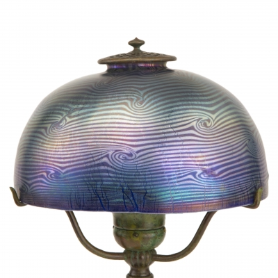 Damascene Desk Lamp