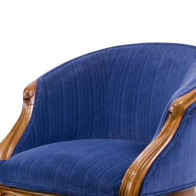 French Art Nouveau Arm Chair