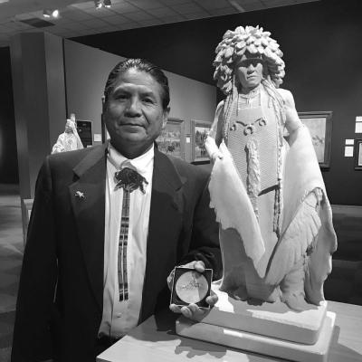 Oreland C. Joe Sr. (New Mexico, USA)