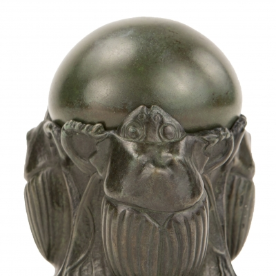 Scarab Inkwell