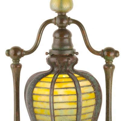 Moorish Bell Desk Lamp