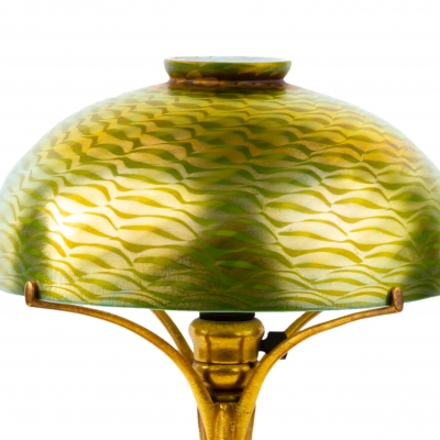 Damascene Table Lamp