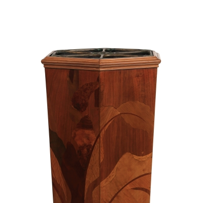 Art Nouveau Umbrella Stand