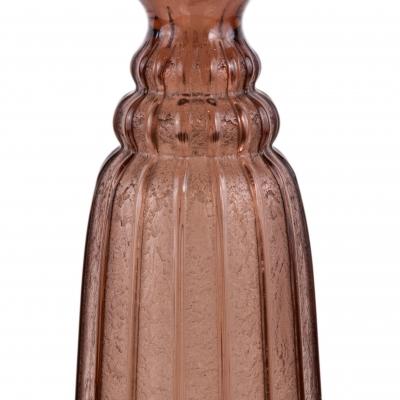 Art Deco Amethyst Vase