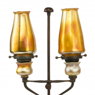 Double Telescopic Candlestick