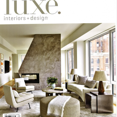 Luxe Interiors + Design, New York