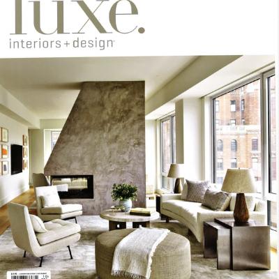 Luxe Interiors + Design, New York