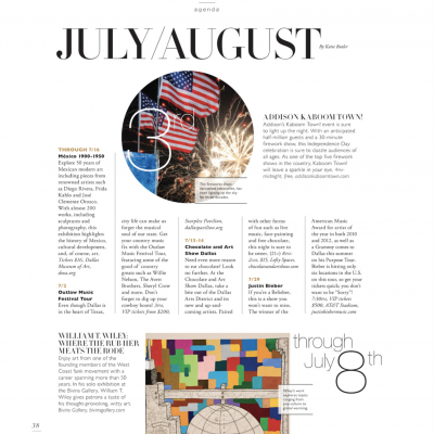 Modern Luxury: July/August 2017