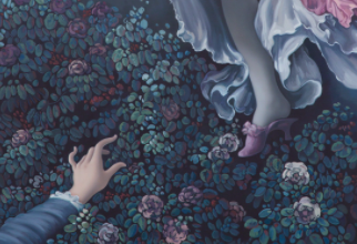 """Jesse Mockrin's """"Garden of Love"""" Editions Available on ExhibitionA"""