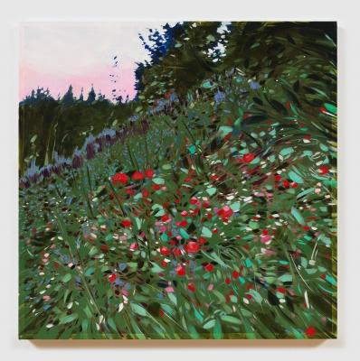 Isca Greenfield-Sanders, Wildflowers, 2020
