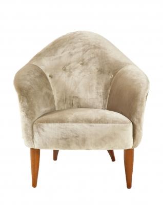 """Kerstin Horlin-Holmquist """"Little Adam"""" Lounge Chair"""