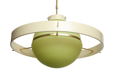 Midcentury Satellite Pendant Light