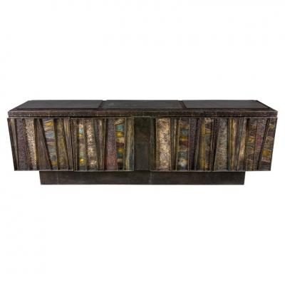 Paul Evans Studio for Directional Model PE42 Cabinet