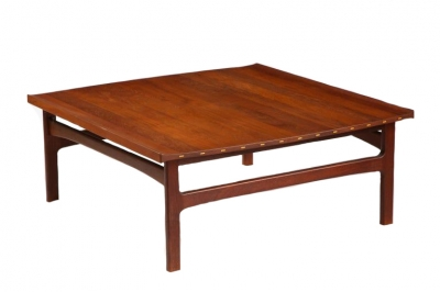 Teak Scandanavian Modern Coffee Table