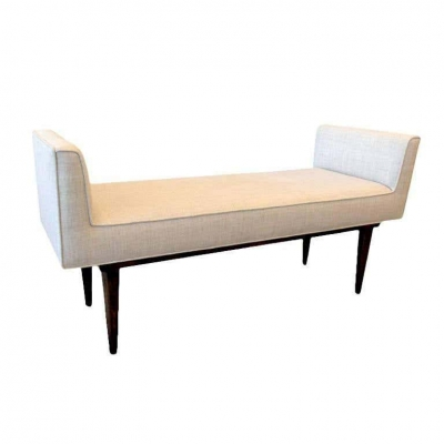 Boudoir Bench by Lost City Arts