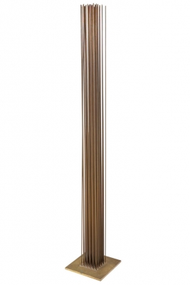 Harry Bertoia 6 Foot Beryllium Copper & Brass Sonambient Sculpture