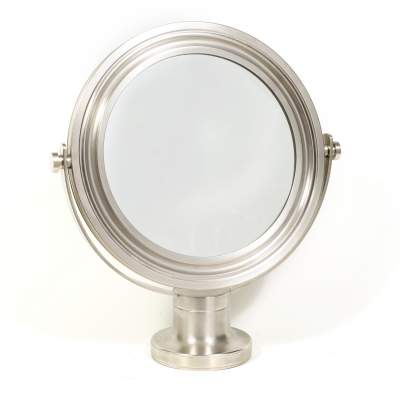 Mid-Century Italian Tabletop Mirror by Sergio Mazza