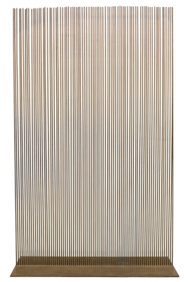 Harry Bertoia Monumental Brass Untitled Sonambient Sculpture