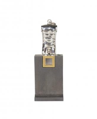Berrocal Micro David Pendant Sculpture
