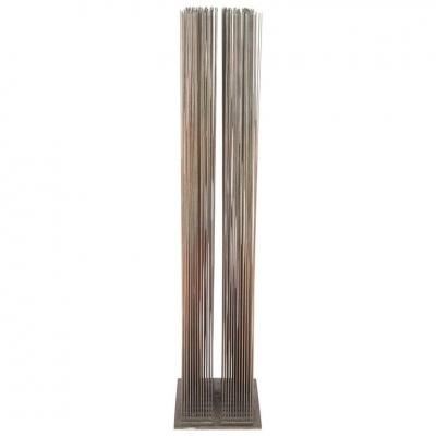 Harry Bertoia Two Column Sonambient Sculpture