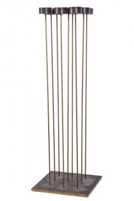 Harry Bertoia Beryllium, Copper & Bronze Untitled Sonambient Sculpture