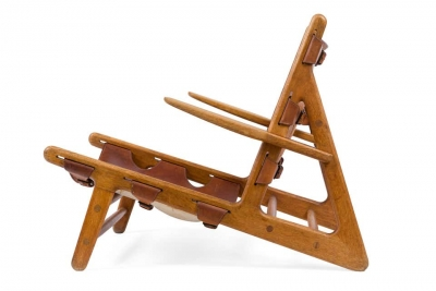 "Borge Mogensen ""The Hunting Chair"" by Erhard Rasmussen"