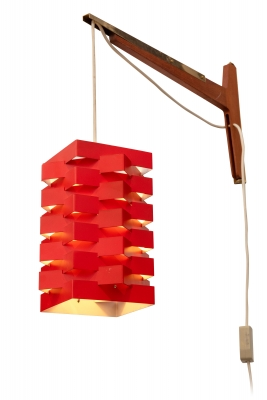 Pendant Wall Light
