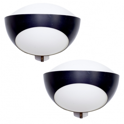 Max Ingrand Sconces for Fontana Arte
